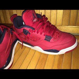 Retro 4 air Jordan's Flight